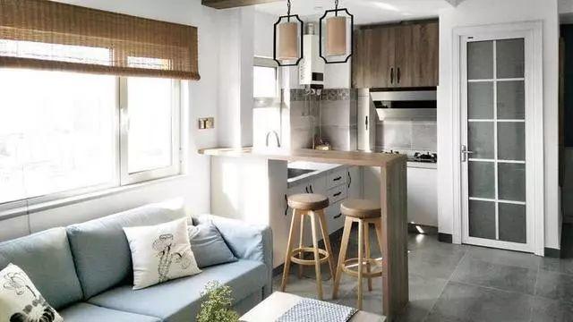 新中式的单身公寓,太美了,延续东方之美!