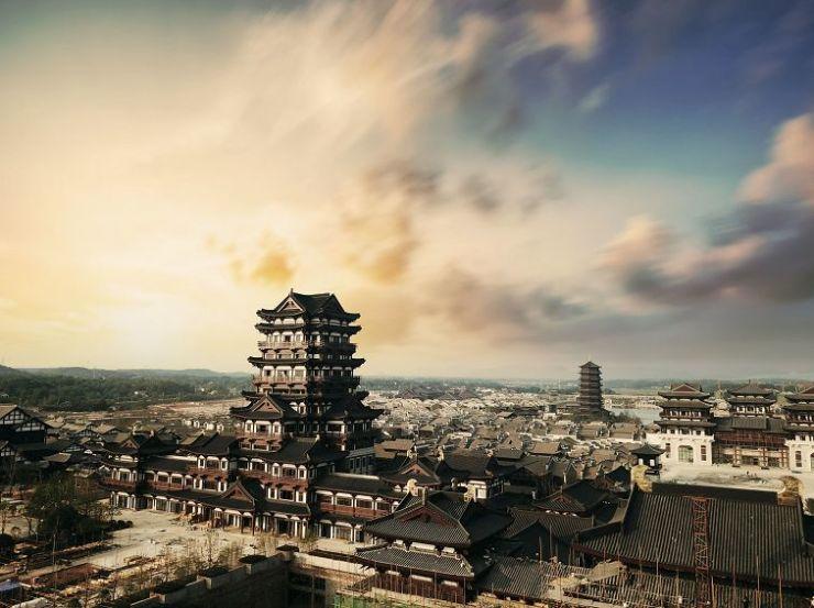 专访|新华联文旅发展总裁苏波:铜官窑古镇,8月28日仅仅是个开始