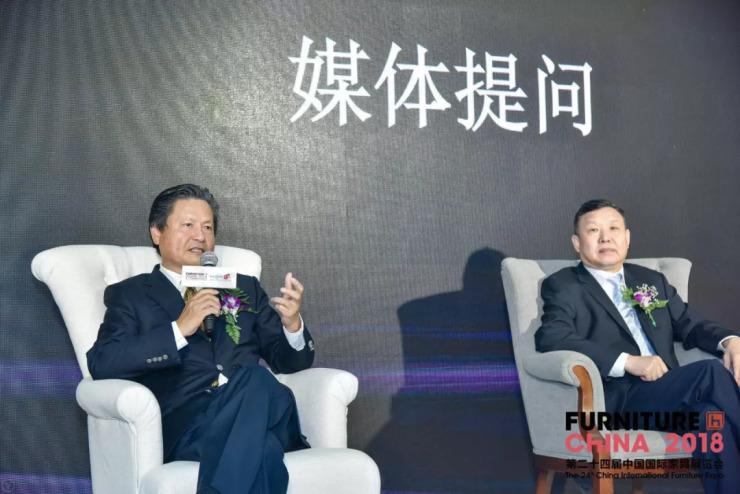 2018上海家具家居双展开幕,尽揽全球家具精品 | 资讯