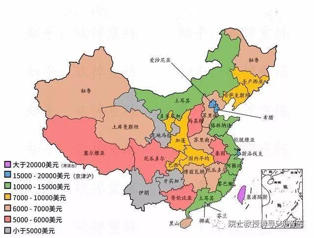 1995中国gdp_中国城市GDP排名2018排行榜:历年我国gdp经济增速总量世界排名