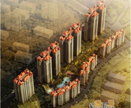 惠东国际新城图片 样板间 装修效果图图片